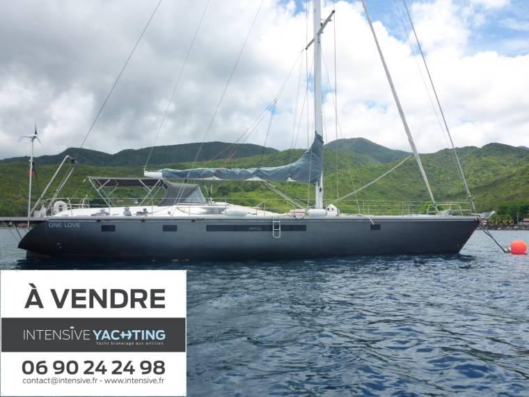 Dynamique Yachts Dynamique 62