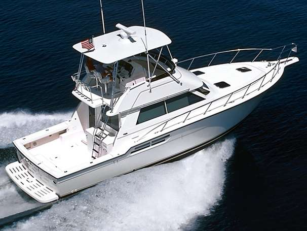 Used tiara saltwater fishing boats for sale for Offshore fishing boat manufacturers