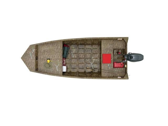 G3 Jon Boat 1548 VBW