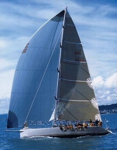 Custom BAKEWELL WHITE YACHT POCKET MAXI 67 Image #1