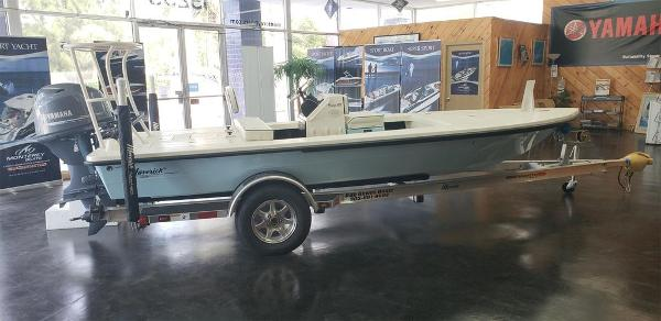 Maverick Boat Co. 17 HPX-V