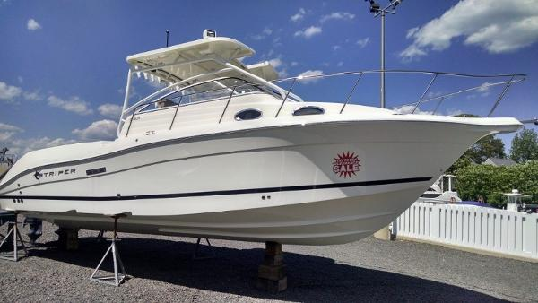 Striper 290 Walkaround