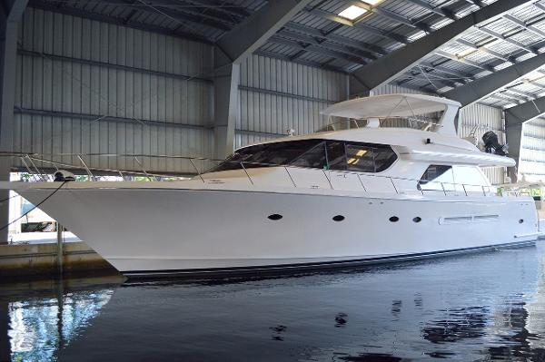 West Bay Sonship 68' West Bay SonShip Motor Yacht CAROL CEE TOO