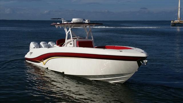 DEEP IMPACT Power Boat 360FS