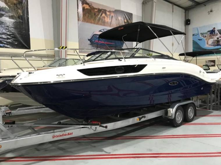 Sea Ray Sea Ray 230 SSE Modell 2018 Motorboot