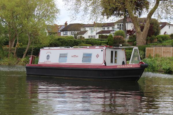 Sea Otter 31' Narrowboat