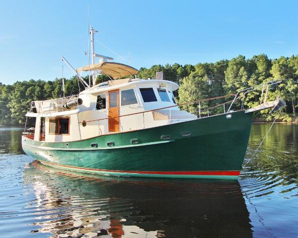 Kadey-Krogen 42 Trawler GUINNESS