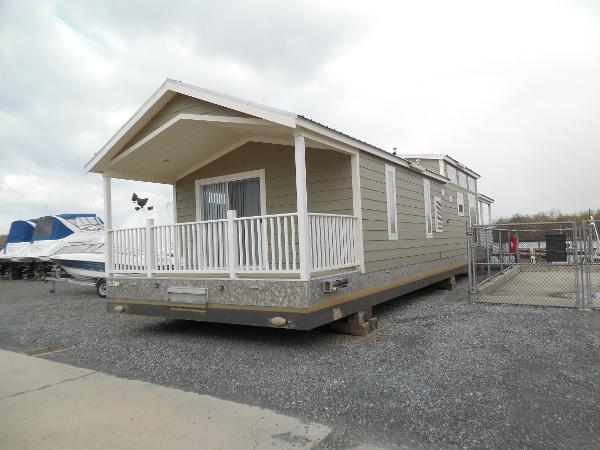 Harbor Homes 55' Savannah