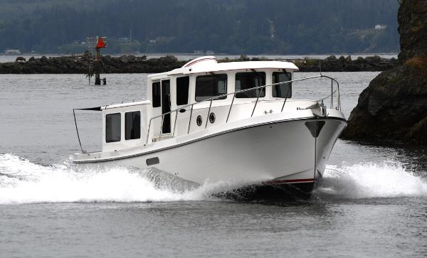 American Tug Waypoint 36 The Waypoint 36