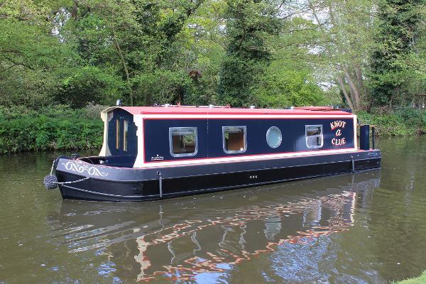 Aintree Beetle 30' Narrowboat