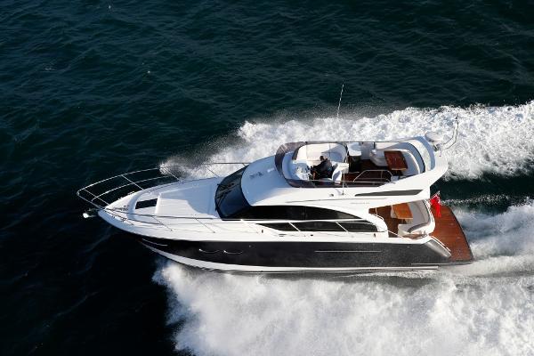 Princess Flybridge 43 Motor Yacht Manufacturer Provided Image