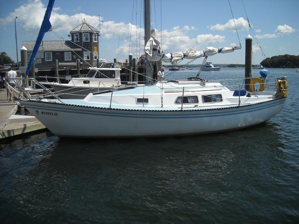 Capital Yachts Newport 28