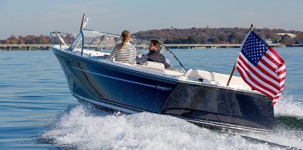 Vanquish Boats 26 Dual Console