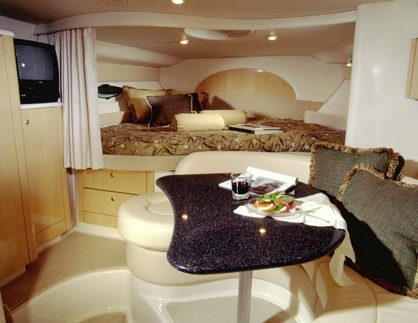 3500SCR - interior