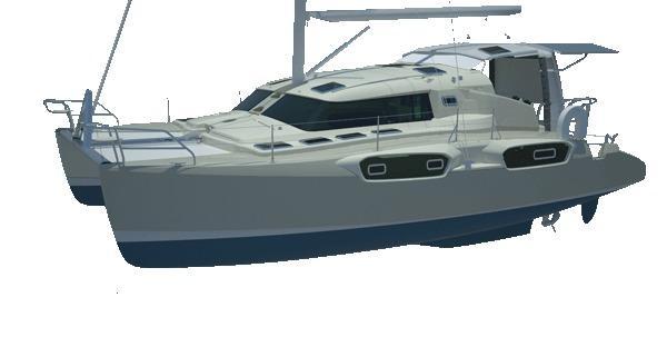 Maverick Yacht 440