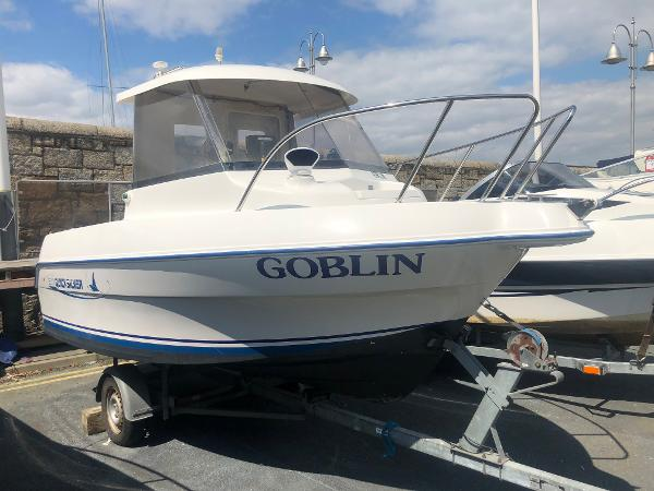 Quicksilver 500 Pilothouse Quicksilver 500 Pilothouse