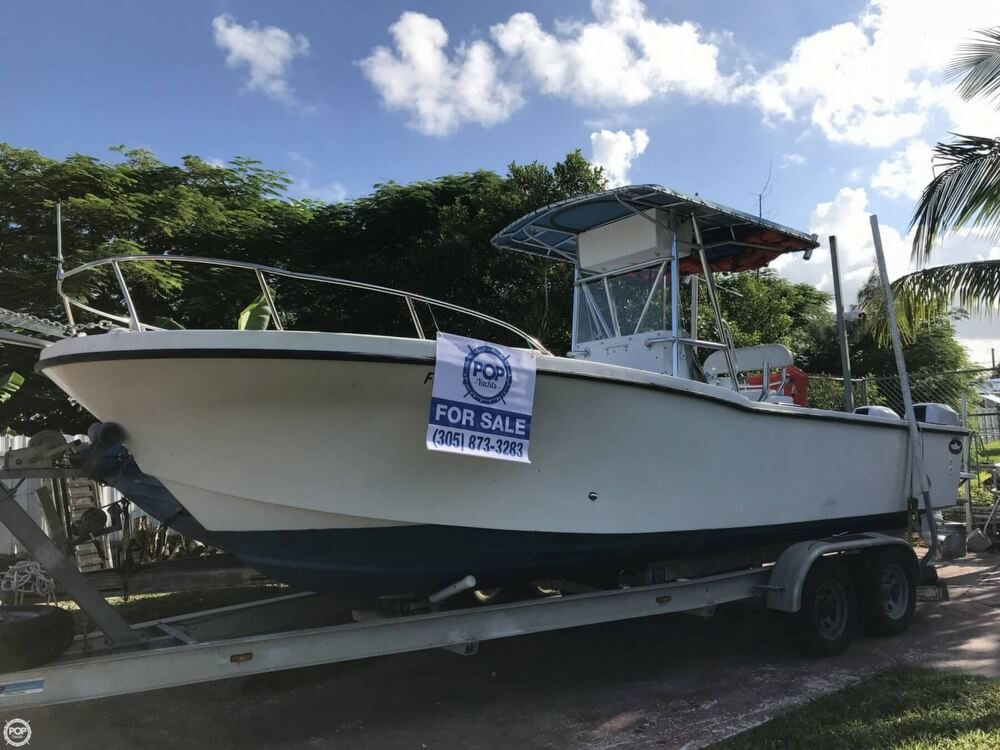 Dusky 278 Open Fisherman 1999 Dusky Marine 28 for sale in Miami, FL