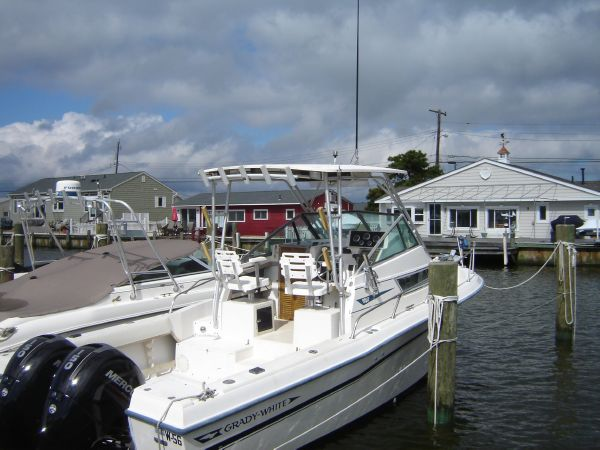 Grady-White 25 Sailfish New Repower 25 Sailfish