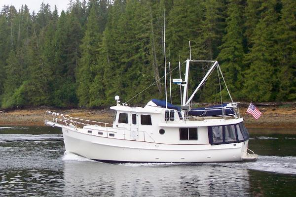 Kadey-Krogen 39 Hull #25