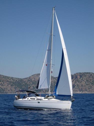 Jeanneau Sun Odyssey 35 Main