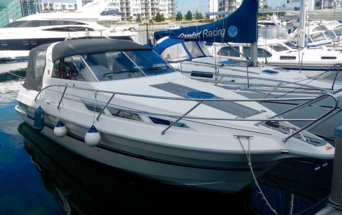 Marex 300 Sun Cruiser