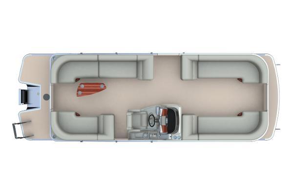 Aqua Patio 255 SB