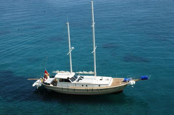 Aegean Yacht GULET aventura
