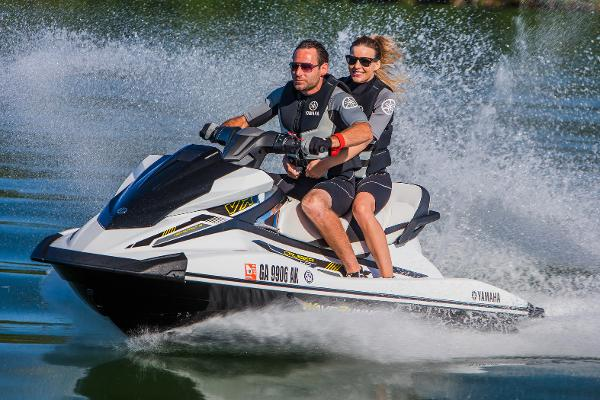 Yamaha Waverunner VX Cruiser HO Manufacturer Provided Image
