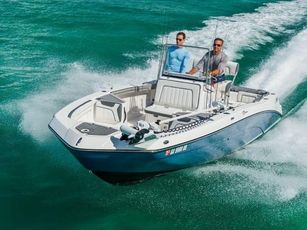 Yamaha Boats Marine 210 FSH Deluxe