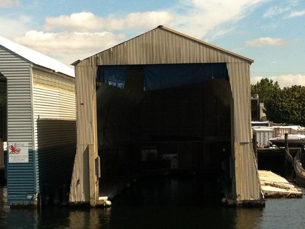 Boat House Custom