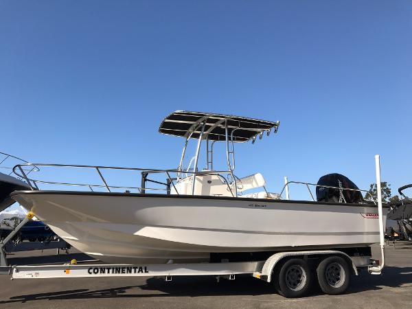 Boston Whaler 210 Montauk