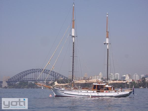 Historic Ketch 62ft