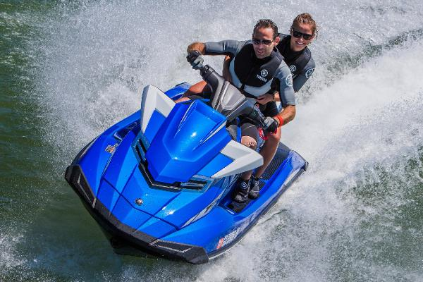 Yamaha Waverunner FX SVHO Limited Manufacturer Provided Image
