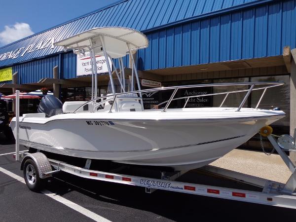 Tidewater Boats 180 Adventure Cc Exterior 1