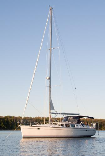 Ample rig for performance sailing