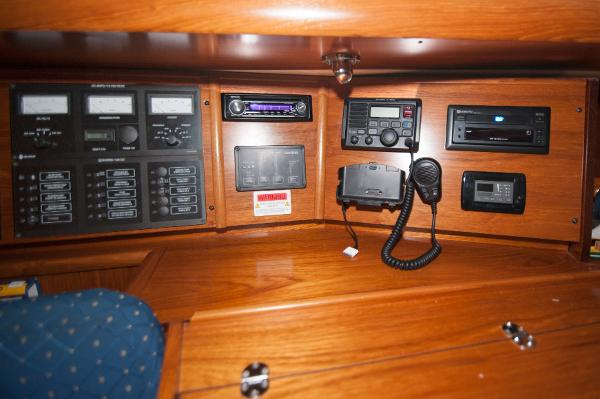 Efficient nav station