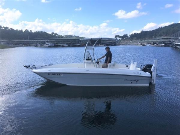 Bayliner Element F21 The 2017 Bayliner Element F21!