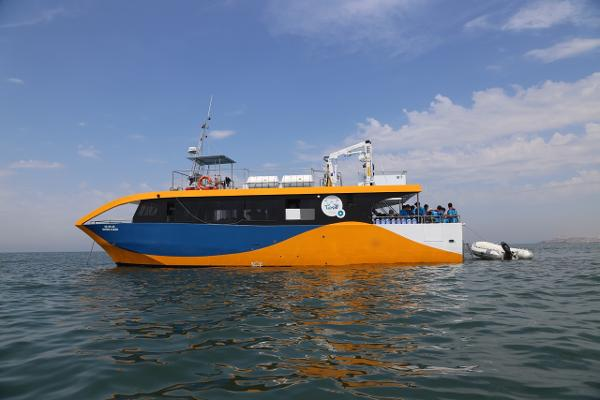 Commercial Custom 59' Catamaran