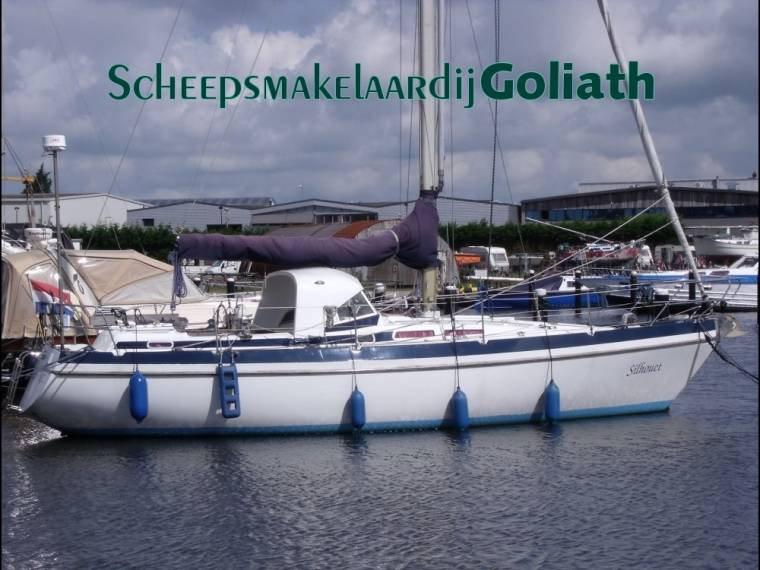 Contest Yachts Contest 36