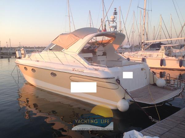 Fairline Targa 38 IMG_1562