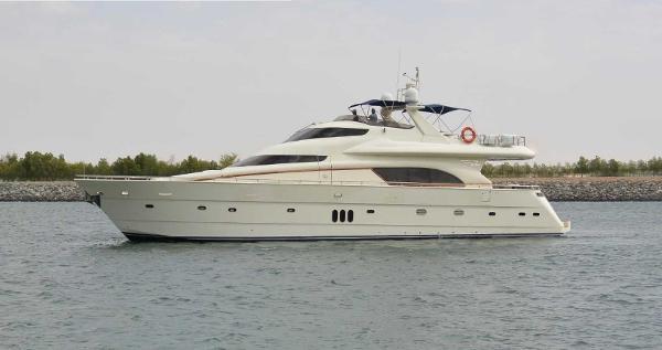 De Birs 82 RPH Motor Yacht