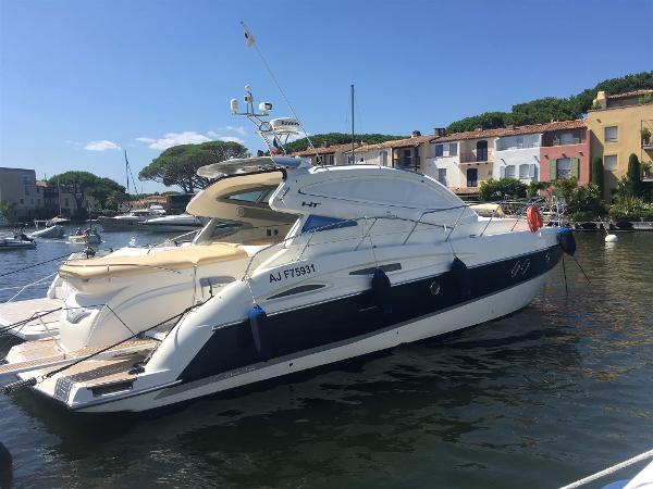 Cranchi Mediterranee 47 Hard Top IMG_3072