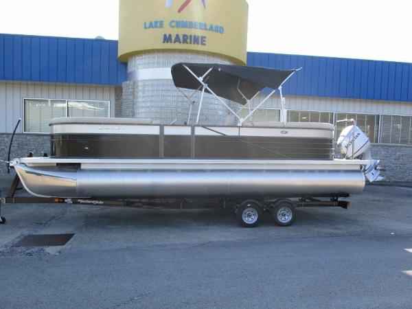Crest Pontoon Boats II 250 SLC