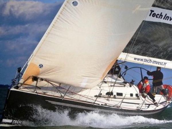 X - Yachts IMX-45