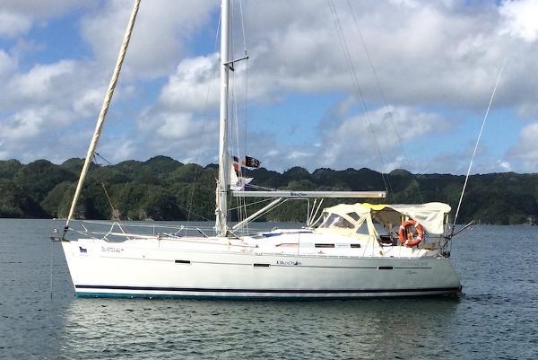 Beneteau Oceanis Clipper 393 Beneteau Oceanis 393 (2006) - 'KikoChan'
