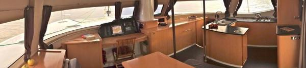Fountaine Pajot Salina 48 Evolution Interior