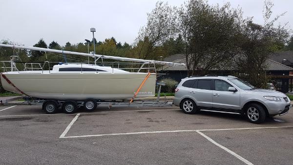 Sedna 24 Trailer Sailer Sedna 24 trailer sailer