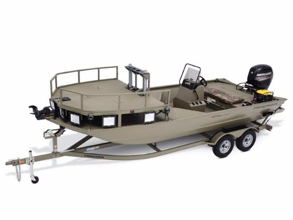 Tracker GRIZZLY® 2072 MVX CC Sportsman With Trailer