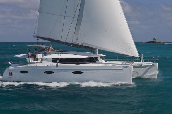 Fountaine Pajot Sanya 57 Manufacturer Provided Image: Fountaine Pajot Sanya 57