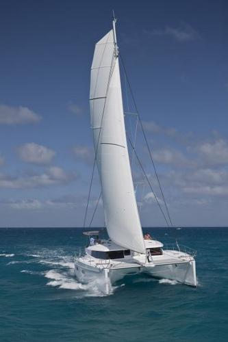 Fountaine Pajot Sanya 57 Sailing